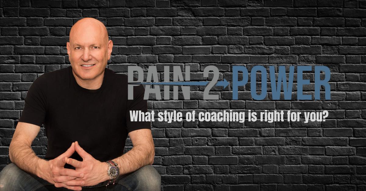 style of coaching